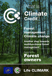 Climate Credit, Forest management Climate change